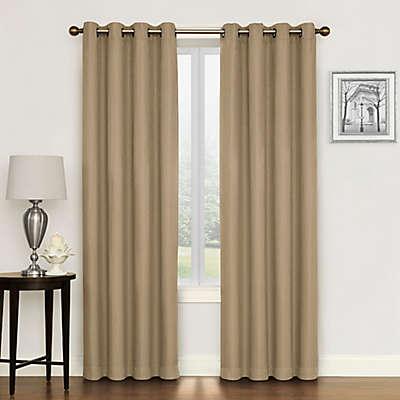 Morrison Grommet Top Room Darkening Window Curtain Panel