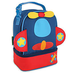 Stephen Joseph® Airplane Lunch Pals Bag in Blue