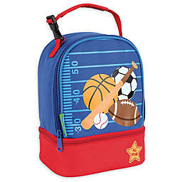 Stephen Joseph® Sports Lunch Pals Bag in Blue
