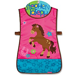 Stephen Joseph® Horse Craft Apron in Pink