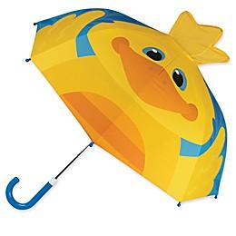 Stephen Joseph® Duck Pop Up Umbrella in Yellow