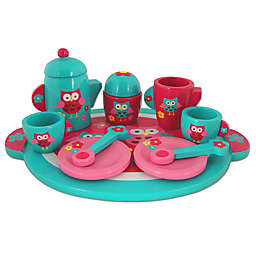 Stephen Joseph®  Owl Wooden Play Tea Set