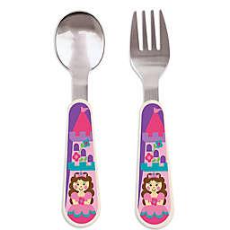 Stephen Joseph® Princess Silverware Set