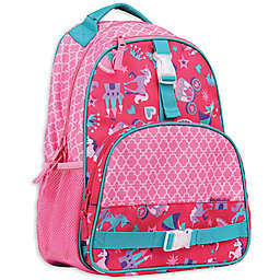 Stephen Joseph® Princess Backpack in Pink