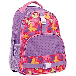Stephen Joseph® Butterfly Backpack in Purple