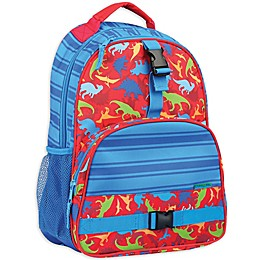 Stephen Joseph® Dinosaur Backpack in Blue