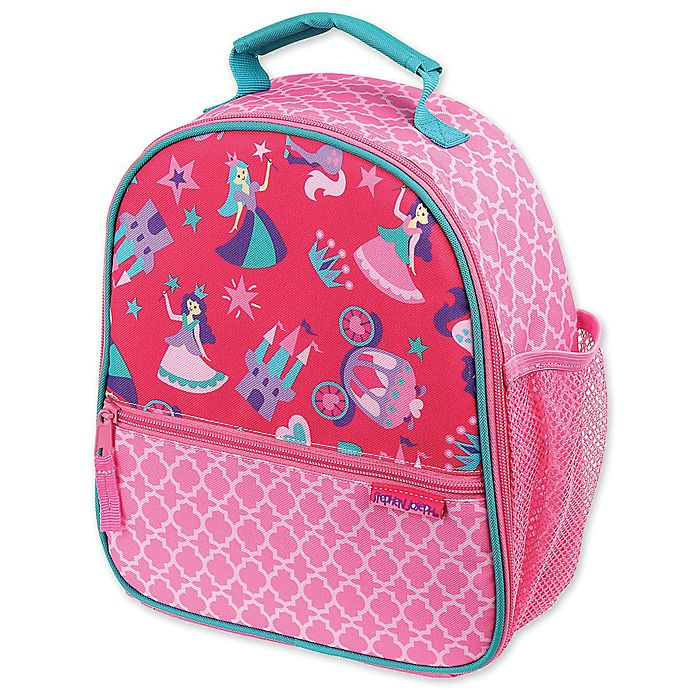 Alternate image 1 for Stephen Joseph® Princess Lunchbox in Pink