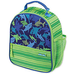Stephen Joseph® Shark Lunchbox in Green