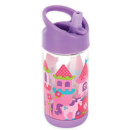Stephen Joseph® Princess Flip Top Bottle in Purple