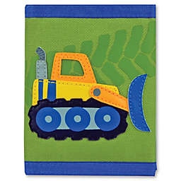 Stephen Joseph® Construction Wallet in Green