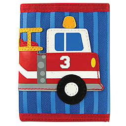 Stephen Joseph® Fire Truck Wallet in Blue
