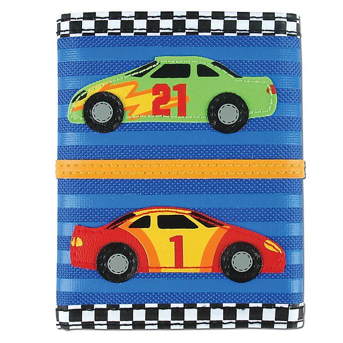 Alternate image 1 for Stephen Joseph® Racer Wallet in Blue