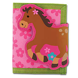 Stephen Joseph® Horse Wallet in Pink