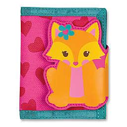 Stephen Joseph® Fox Wallet in Pink