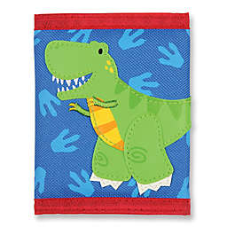 Stephen Joseph® Dino Wallet in Blue