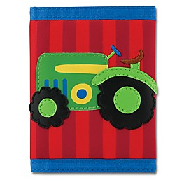 Stephen Joseph® Tractor Wallet in Red