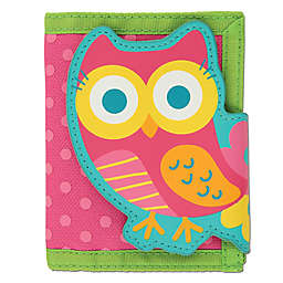 Stephen Joseph® Owl Wallet in Pink