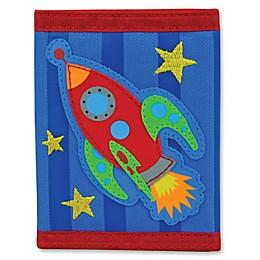 Stephen Joseph® Space Wallet in Blue