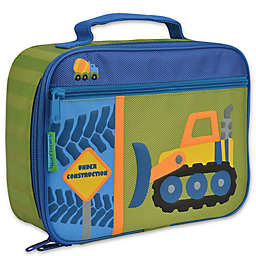 Stephen Joseph® Construction Lunchbox in Blue