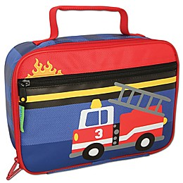 Stephen Joseph® Fire Truck Lunchbox in Red