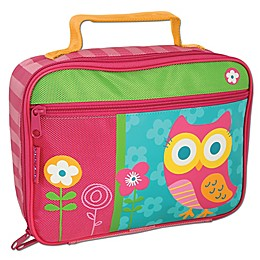 Stephen Joseph® Owl Classic Lunchbox in Pink