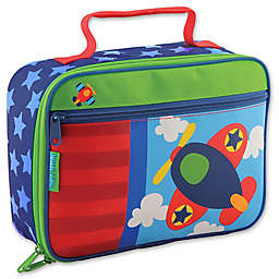 Stephen Joseph® Airplane Classic Lunchbox in Blue