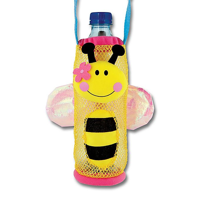 Alternate image 1 for Stephen Joseph® Bee Bottle Buddy in Yellow