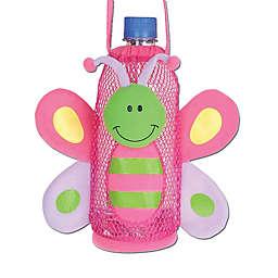 Stephen Joseph® Butterfly Bottle Buddy in Pink