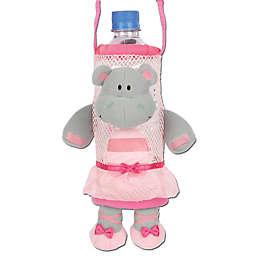 Stephen Joseph® Hippo Ballerina Bottle Buddy in Pink