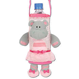Stephen Joseph® Hippo Ballerina Bottle Buddy in Pink