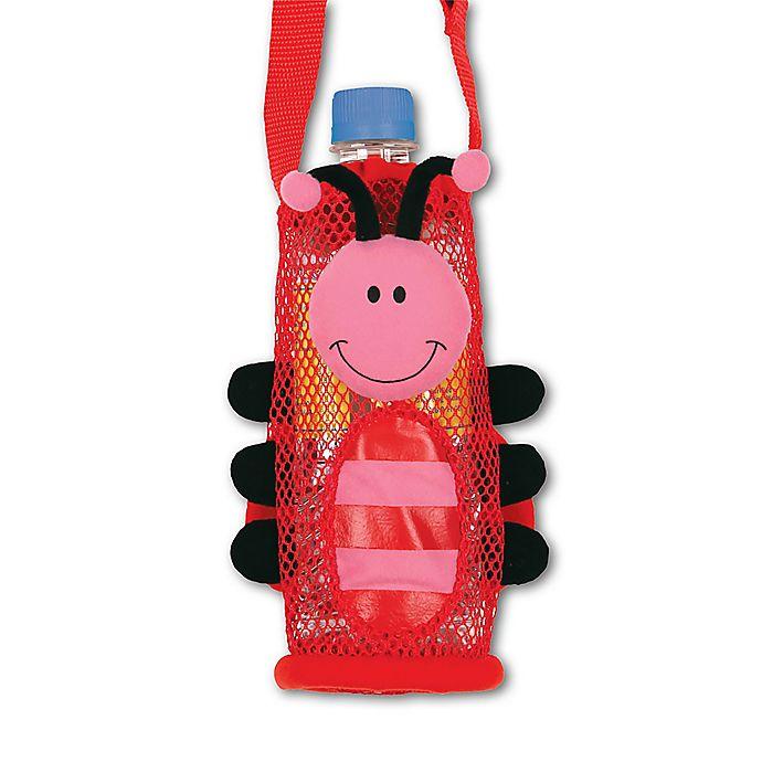 Alternate image 1 for Stephen Joseph® Ladybug Bottle Buddy in Red