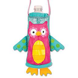 Stephen Joseph®  Owl Bottle Buddy in Pink