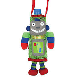 Stephen Joseph®  Robot Bottle Buddy in Grey