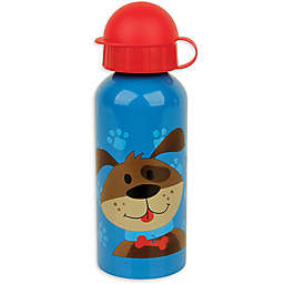 Stephen Joseph® Dog Stainless Steel Water Bottle in Blue