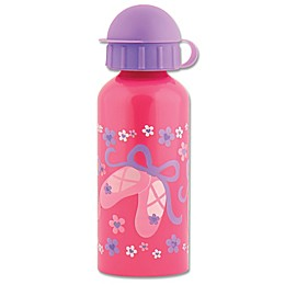 Stephen Joseph® Ballet Stainless Steel Water Bottle in Pink