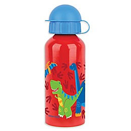 Stephen Joseph® Dino Stainless Steel Water Bottle in Red