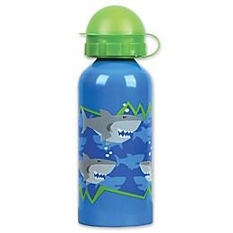Stephen Joseph® Shark Stainless Steel Water Bottle in Blue