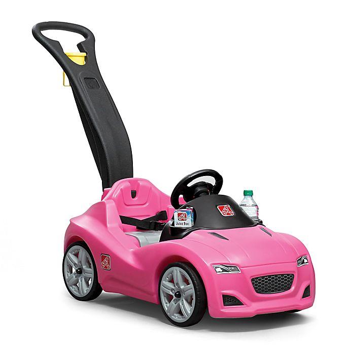 Alternate image 1 for Step 2® Whisper Ride Cruiser in Pink