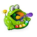Bright Starts™ Pop & Giggle Pond Pal in Green