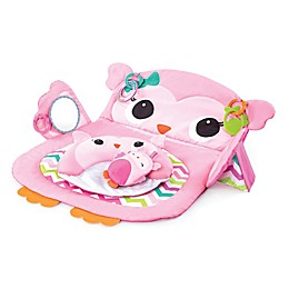 Bright Starts™ Prop & Play Tummy Time Owl Mat