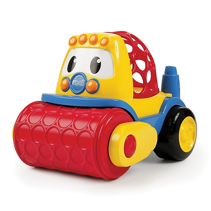 Alternate image 1 for Oball™ Go Grippers™ Steam Roller