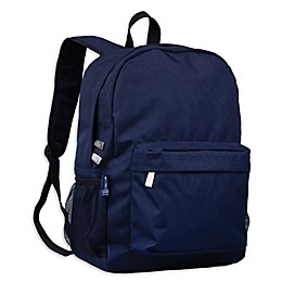 Wildkin Crackerjack Backpack in Whale Blue