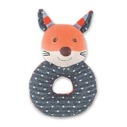 Organic Farm Buddies™ Frenchy Fox Teething Rattle