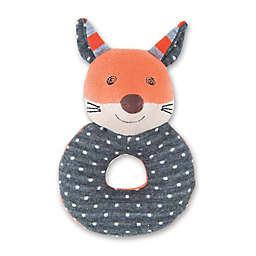 Organic Farm Buddies™ Frenchy Fox Teething Rattle