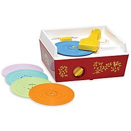 Fisher-Price® Classics Music Box™ Record Player
