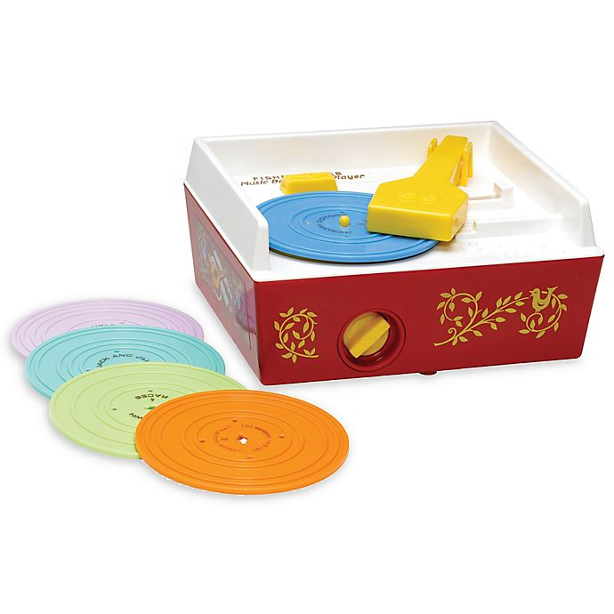 Alternate image 1 for Fisher-Price® Classics Music Box™ Record Player