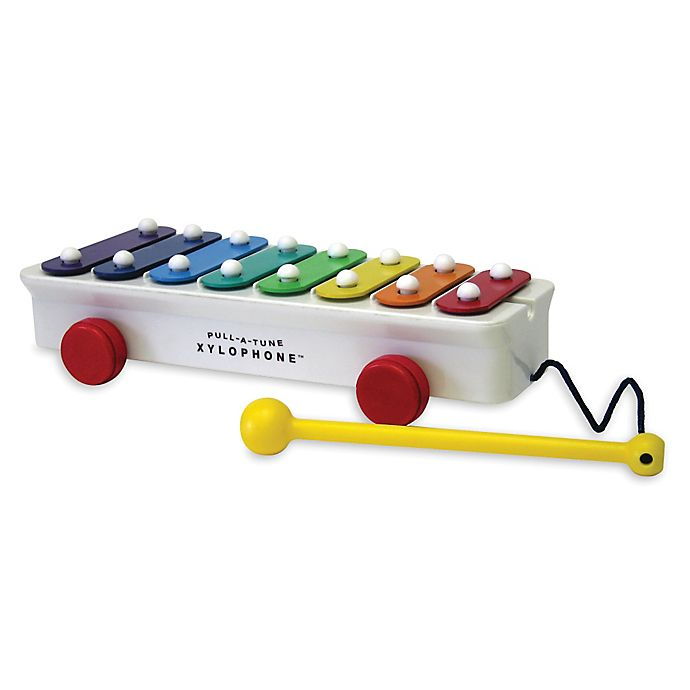 Alternate image 1 for Fisher-Price® Classic Pull-A-Tune™ Xylophone