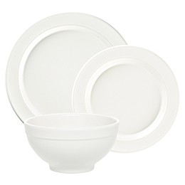 Emile Henry 3-Piece Place Setting in Flour