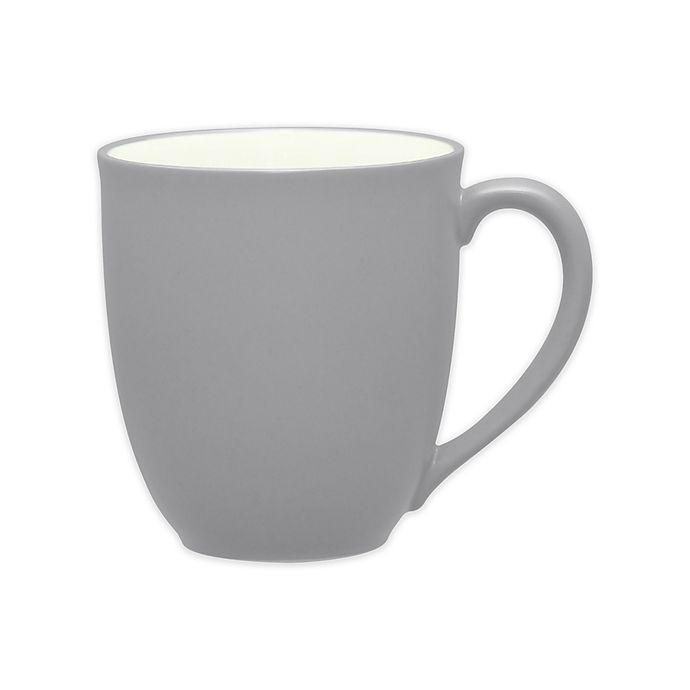 Alternate image 1 for Noritake® Colorwave Mug in Slate