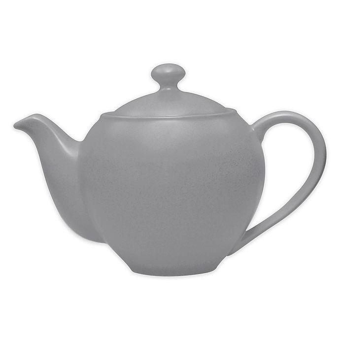 Alternate image 1 for Noritake® Colorwave Teapot in Slate